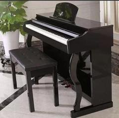 Electronic Piano China Black 88 Keys Electronic Klavier 88key Keyboard Digital-