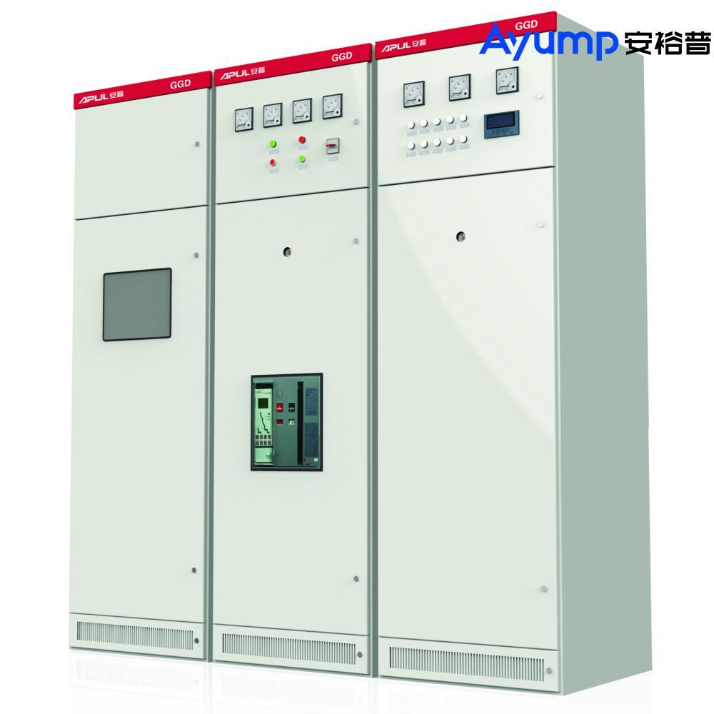 GCK系列低壓抽出式開關櫃 5