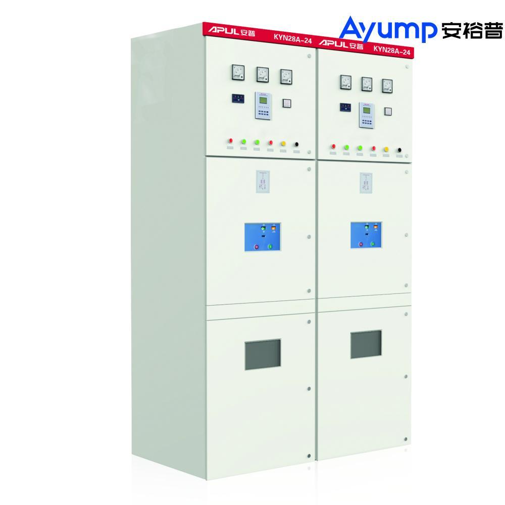 HXGN15-12型單元式環網櫃 2