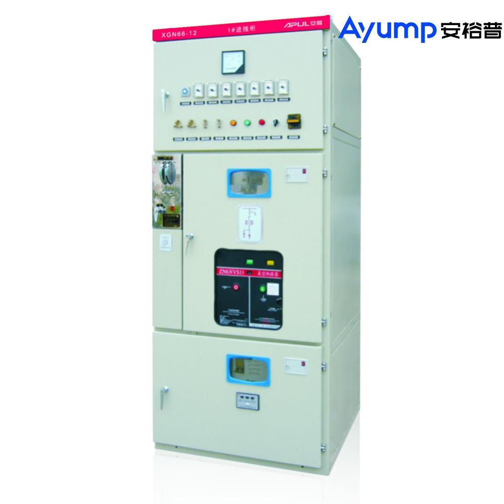 HXGN17-12固定式交流金屬封閉開關設備 4