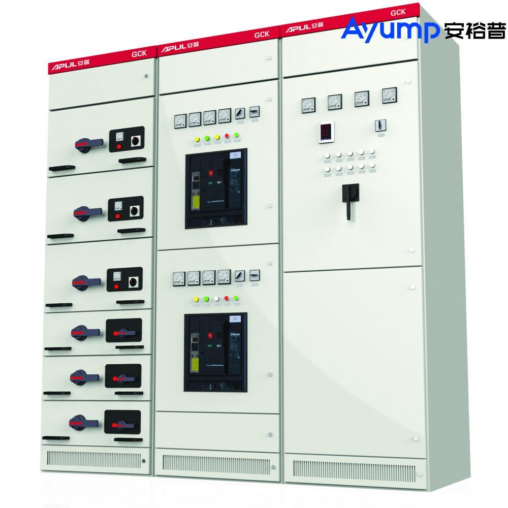 GCK系列低壓抽出式開關櫃 1