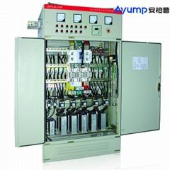 GGJ系列低壓無功功率自動補償電容櫃