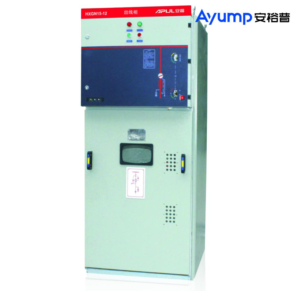HXGN15-12型單元式環網櫃 1