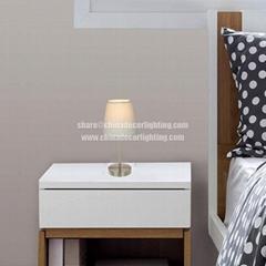 Manufacture Wholesale Metal Bar Desk Light Modern Home Decor Bedroom Table Lamp