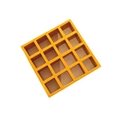 frp grating for solar power panels roof top walkways for Thailand