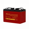Cspower Battery HLC 12-100 Fast Charge Long Life Lead Carbon Battery for solar