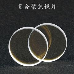 廠家生產 K9聚焦透鏡 激光聚焦鏡片 光學玻璃准直鏡 激光切割配件