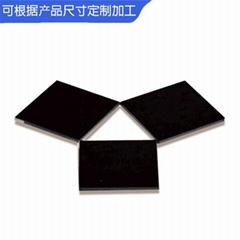 ZWB2滤色片 全波段紫外手电筒黑色镜片 紫外滤光片