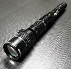 500mW激光驱鸟手电筒大光斑远距离