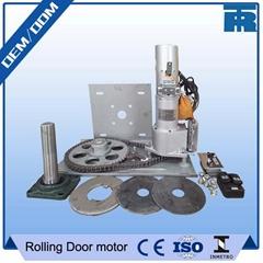 AC1000kg automatic garage door opener roller shutter side motor