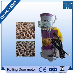 DC motor roller garage door motor from manufacturer