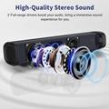 Protable Soundbar Support Bluetooth,AUX,Optical fiber,USB 30W Speakers factory