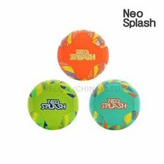Outdoor Swimming Colorful Neoprene Soccer Ball