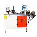 Good quality aluminum profiles lock punching and cutting machine