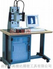 ISEL-WOQ光學測量 抄數系統