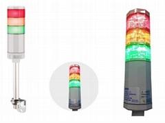 Mechanical LED lighting  NLA50 series lighting Japan NIKKI warning light