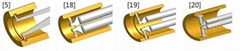 德國KROEPLIN數顯深孔內卡規 G4100 G4130 G4150 G850 G870