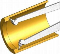 德國KROEPLIN數顯錐形頭內測卡規 L2G20, L2G30, L2G40, L2G50