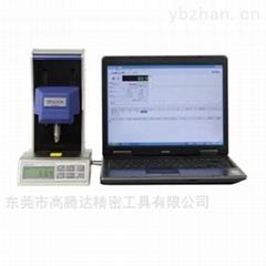 日本TECLOCK得樂全自動IRHD M法微米級橡膠硬度計GX-700