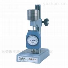 橡胶硬度计校正器 GS-607 GS-607A GS-607B GS-607C  - 日本TECLOCK得乐