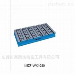 日本KANETEC強力牌高精度濕切削用磁台 KEZF-WX3060, KEZF-WX4080, KEZF-WX50100