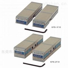 日本KANETEC強力牌KPB單面永磁夾盤 KPB-1F13、KPB-1F18、KPB-1F25