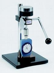 手动型橡胶硬度计定压测试台GS-615-日本TECLOCK得乐