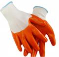 PVC  gloves safety gloves work gloves