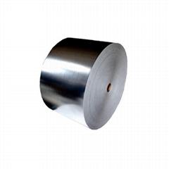 Wet Strength Metallized Paper