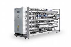 ASME BPE Pharmaceutical Purified Water Generator cGMP/USP/EP/FDA/WHO/PIC/S