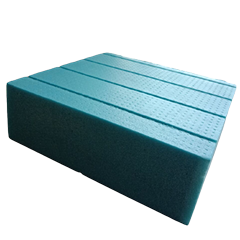thermal insulation polystyrene welcomed foam board xps