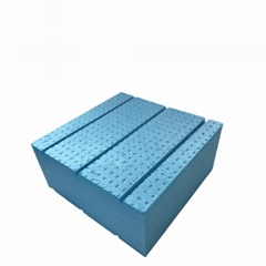 lightweight plastic board roof thermal insulation polystyrene xps