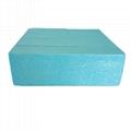 plastic cutting board 20-120mm stability extruded styrofoam insulation