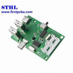 pu  erizer pcba service pcb assembly board CustomMade onestop China PCBA Factory