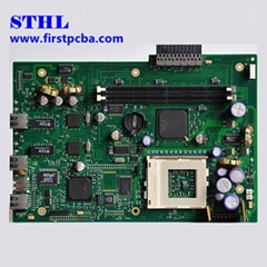 floor-cleaning machine pcba service pcb assembly board Custom Made Shenzhen