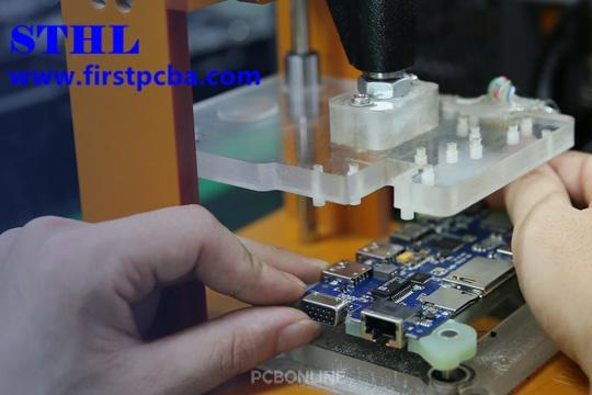 Digital Cameras pcba service pcb assembly board Custom Made one-stop PCBA 1