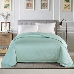 High Quality 100% Combed Cotton Hotel Customized Sateen Duvet Cover
