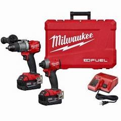 Genuine Milwaukees FUEL M18 2997-22 18-Volt 2-Tool Hammer Drill/Impact Driver
