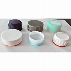 雙色蓋、雙色保健品蓋、雙色洗發水蓋、塑料蓋