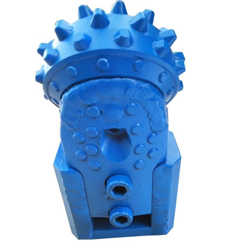 Yichuan IADC 617 Single Cone Rock Roller Drill Bits Cone Barrel For Rotary Drill