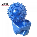 Roller bit cutter for HDD reamers 8 1/2