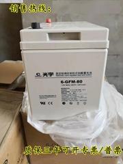 光宇蓄电池6-GFM-80长寿命12V80AHUPS电源电瓶促销