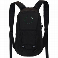 LED Backpack Turn single for bicycle