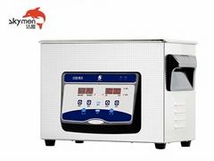 小型超声波清洁机 台式恒温数控超声波清洗器