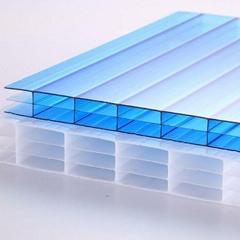 四層陽光板,PC蜂窩板,PC耐力板,PC顆粒板,PC磨砂板等
