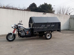 Cargo Motor tricycle 200CC for Garbage
