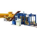 QT5-15 automatic concrete cement hollow block brick machine price