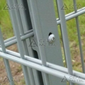 Double Wire Fence      Double Wire Mesh Fence