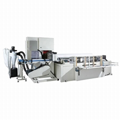 Toilet roll paper cutter        Toilet Paper Production Line