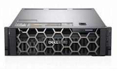 戴爾企業服務器 管理服務器 文件服務器PowerEdge R940機架式服務器